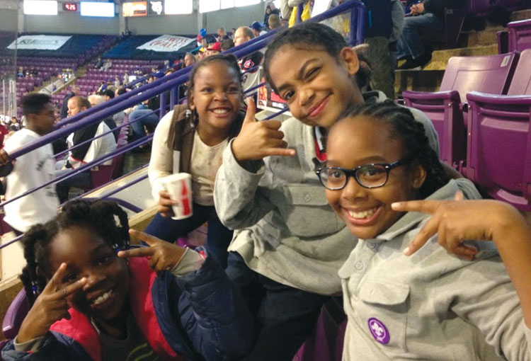 Brampton beasts hockey game